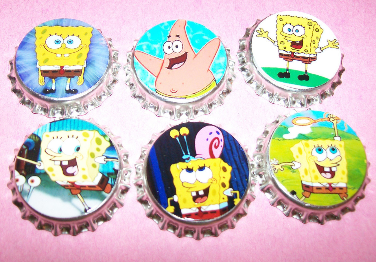 spongebob caps
