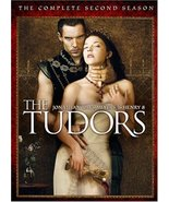 The Tudors Complete DVD Second Season Henry VIII - $15.99