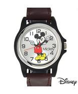 Disney Men's MCK617 Military Nylon Band Mickey ... - $29.99