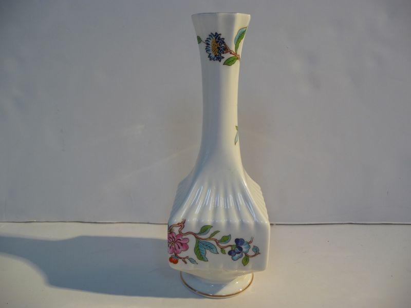 Aynsley Pembroke Reproduction Vaseaynsley Vase Vases Wild Violets