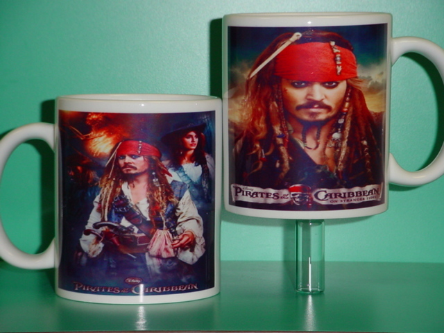 Pirates of the Caribbean On Stranger Tides 2 Photo Mug 03