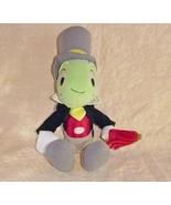 Disneyland Pinocchio 12 Inch Plush Jiminy Crick... - $15.00