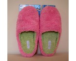 Buy men's slippers - Dearfoams Slippers Mules Pink Sash Womens Size Large 8-9