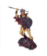 Viking Warrior with Shield Figurine - $10.95