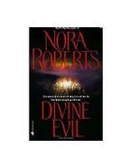Divine Evil by Nora Roberts Romantic Thriller  pb - $1.00