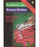 The Magazine of Fantasy and Science Fiction Jun... - $4.00