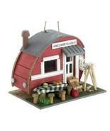 Vintage Trailer Birdhouse - $19.95