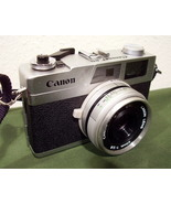 Canon Canonet 28 35mm Compact Rangefinder Camera - $77.99