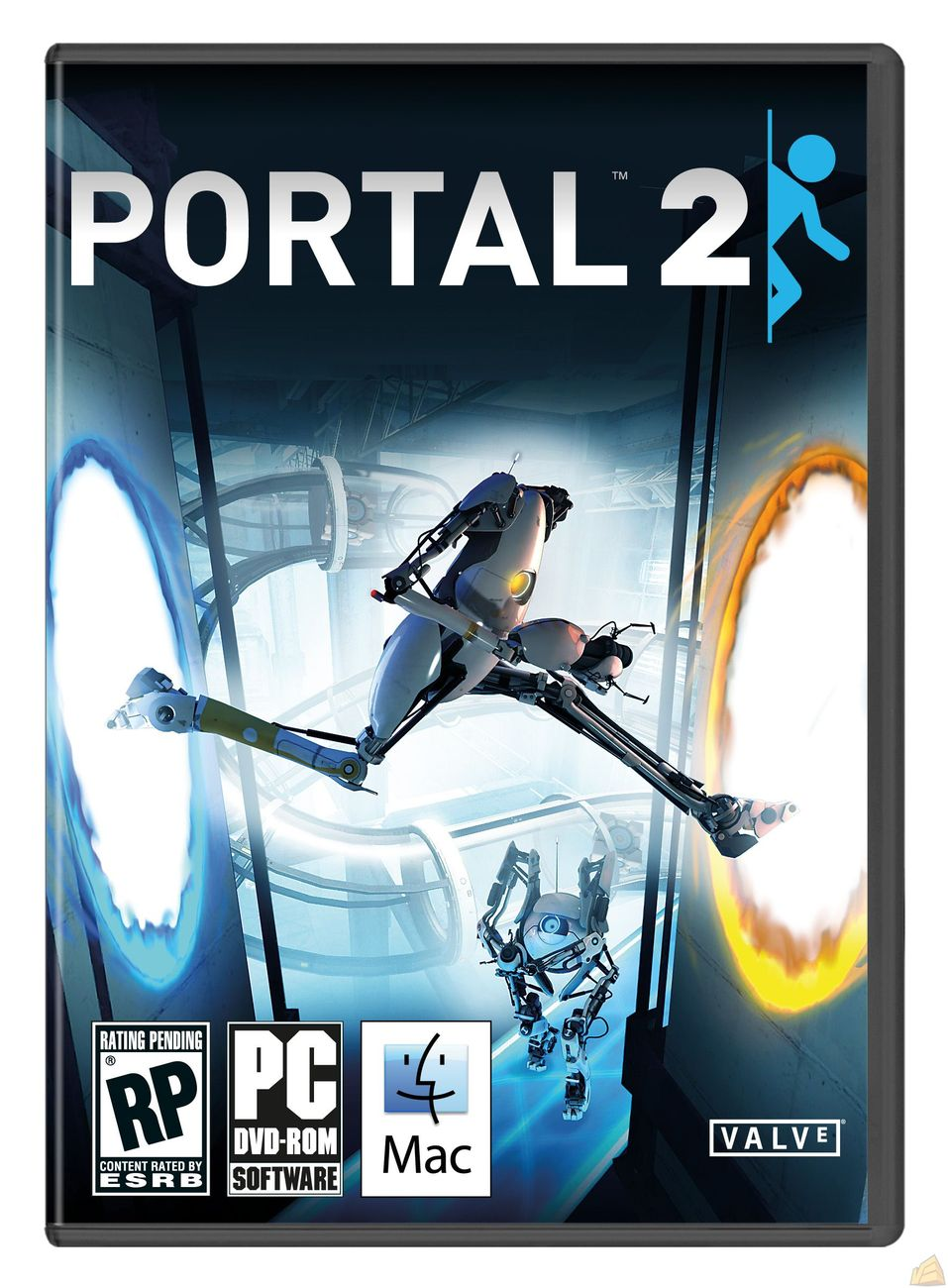Portal 2, Mac/PC game
