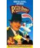 SEALED NEW VHS WHO FRAMED ROGER RABBIT Starring... - $7.50