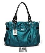 NWT Fashion Charming women's Shoulder Bag / Pea... - $65.00