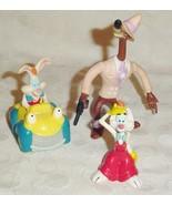 Disney Who Framed Roger Rabbit Plastic Toys Wit... - $15.00