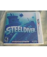 Nintendo 3DS - Steel Diver - $8.99
