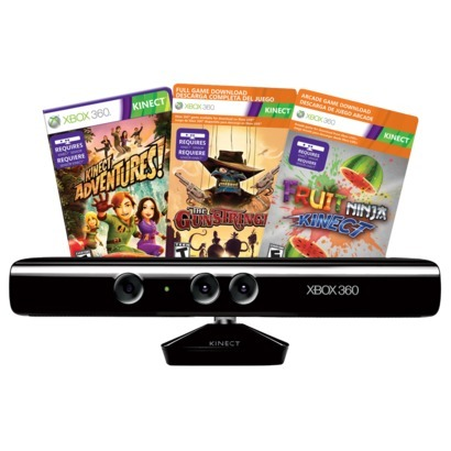 XBOX 360 Kinect Holiday Bundle (XBOX 360)