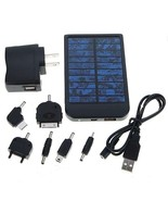 Solar Powered Rechargeable Battery Pack iPhone ... - $16.99