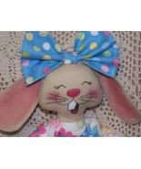 Raggedy Haileigh Rose Bunny Doll Pattern Bz - $11.95