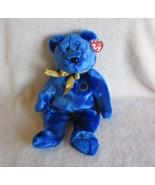 Ty Beanie Buddy Unity the Bear Retired Europe E... - $9.00
