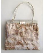 Norma Large LA Paris Bag Unique Wire Mesh Handb... - $380.00