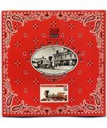 Steam Locomotive US Postage Stamp Folio, book o... - $6.50