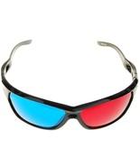 Reuseable 3D Glasses Plastic Resin Movie Games - $1.99