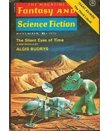 The Magazine of Fantasy and Science Fiction Nov... - $4.00