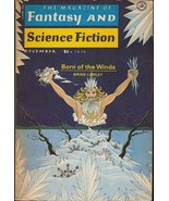 The Magazine of Fantasy and Science Fiction Dec... - $4.00