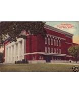 1914 Postcard Hill Memorial University of Michi... - $6.00