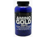 Buy Nutrition - Ultimate Nutrition Amino Gold 1500mg 325 tabs