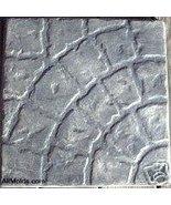 Curved Cobblestone concrete cement stepping sto... - $26.95