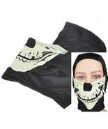 Halloween Costume Party Skull Pattern Spooky He... - $4.69