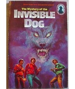 Three Investigators THE MYSTERY OF THE INVISIBL... - $6.99