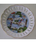 Souvenir Plate, Florida, Mini - $4.00