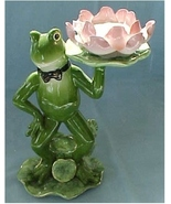 Alfrogo, Tea Lite Holder, Apple Tree Designs - $30.00