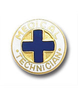 Medical Technician Insignia Emblem Lapel Pin 81... - $9.97