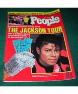 People Weekly Magazine May 7 1984 The Jackson Tour