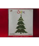 Sizzix Originals large die Tree, Christmas #2 6... - $16.99