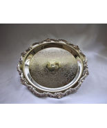 Poole Silverplate Tray  - $30.00