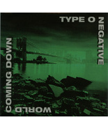 Type O Negative - World Coming Down CD  - $5.00
