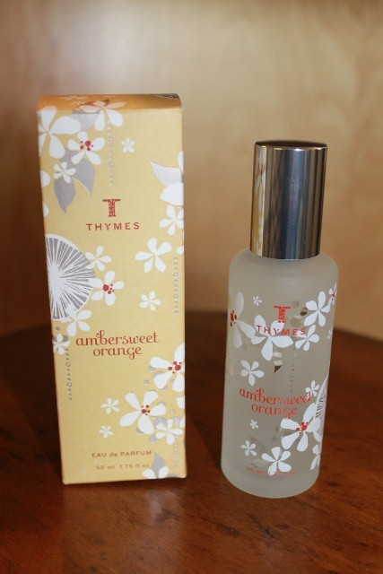 THYMES Ambersweet Orange EAU de PARFUM  1.75 oz