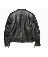 Harley Davidson Black Leather Jacket Cambria Wo... - $225.00