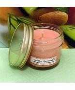 Cucumber Cantaloupe PURE SOY  4 oz Jelly Jar Ca... - $5.25