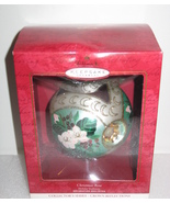 Hallmark Christmas Rose #3 Crown Reflections Ornament