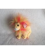 Ty Beanie Babies Baby Bushy the Lion Retired - $5.00