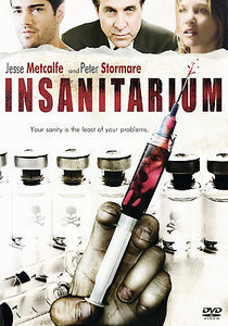 Insanitarium (2008, DVD)MINT!!!!