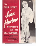 The True Story of Jean Harlow, RARE Sexy Semi N... - $49.99
