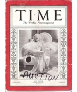 Jean Harlow 1935 Time Magazine RARE Sexy, Film ... - $69.99