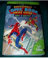 Official Overstreet Comic Price Guide No 22