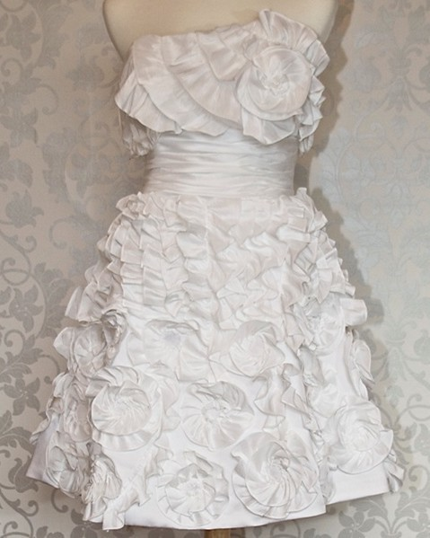 Melissa Sweet Billie Short wedding dress Wedding Dresses