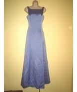 MICHAELANGELO FORMAL/PROM GOWN DRESS,BLUE,SZ 6,... - $20.88