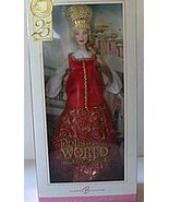 DOLLS OF THE WORLD Imperial Russia Barbie - $15.00